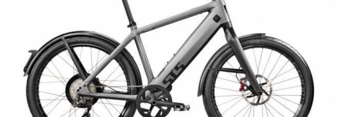 Stromer ST-5 electric bike