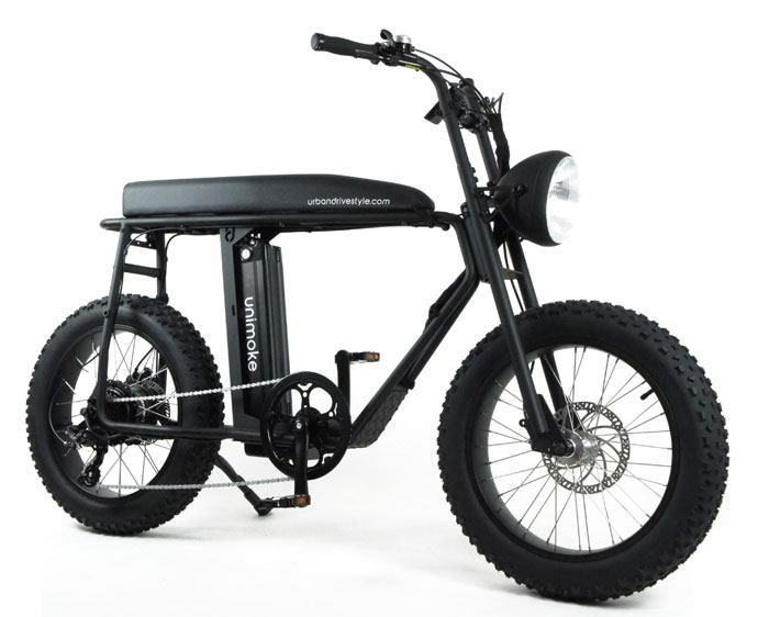 unimoke electric bike