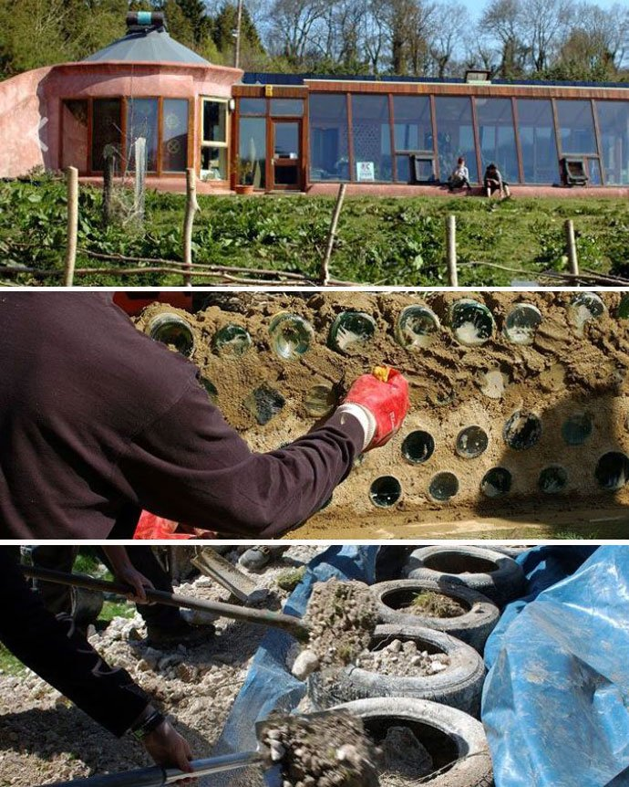 earthship eco home