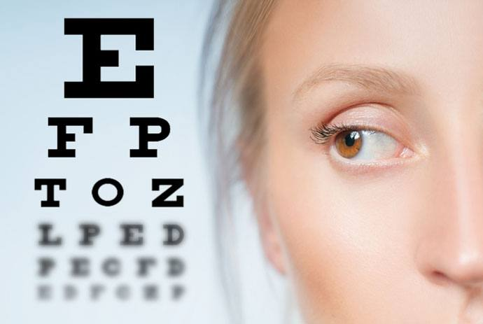 driver eye test