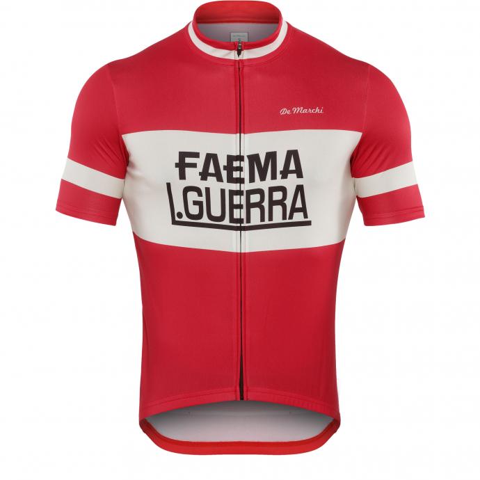 faema guerra cycling top