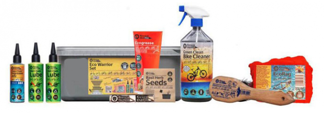bike cleaning kit