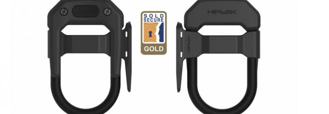 Hiplok dxf bicycle lock