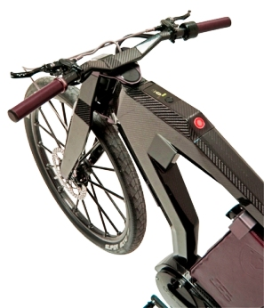 the electric bicycle that does 60mph but costs more than. Black Bedroom Furniture Sets. Home Design Ideas
