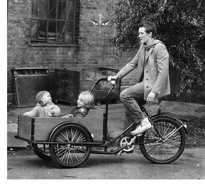 Butchers Bicycles The Cargo Bike Re Invented