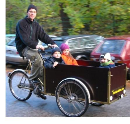 Cargo Bicycles And Trikes Join London Freewheel Eta