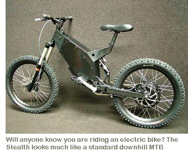 Off Road Electric Bike >> The Ultimate Off Road Electric Bicycle Eta