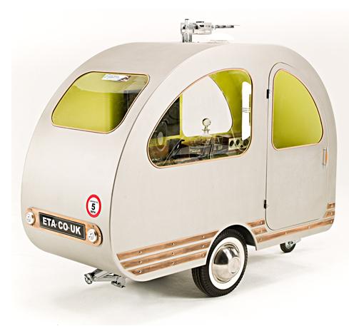 qtvan mobility scooter caravan from breakdown company eta. Black Bedroom Furniture Sets. Home Design Ideas