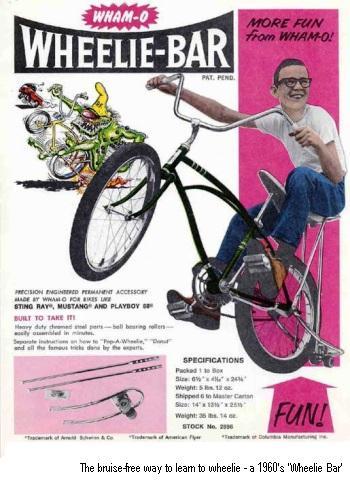 World S Longest Bicycle Wheelie Eta